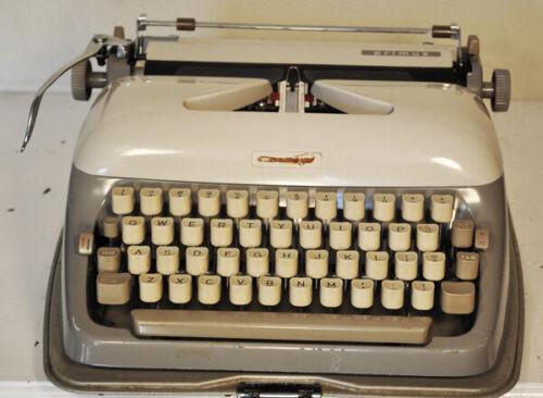 German-made Adler Primus typewriter