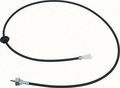 "1968-1976 Dart Cuda Challenger Charger 61"" Speedo Speedometer Cable, Mopar NEW"