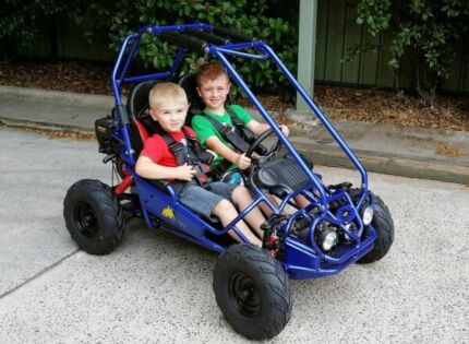 Bilby 160 buggy go kart 4yrs old up to 9yrs old atv