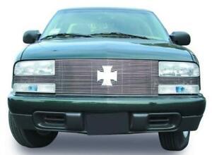 Chevrolet S10 PU, 98-2005 Blazer  Full Face Billet - w/ Bil