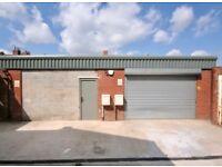 Large workshop in Brislington, just off Sandy Park road (55m2, 592ft2)