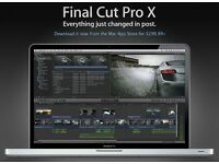CINEMA 4D - FINAL CUT X - MAGIC BULLET - SONY VEGAS - LUMINON