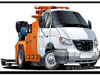 Free scrap car uplift