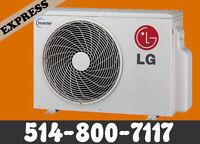 Réparation Air Climatisé Mural Climatiseur Thermopompe AC