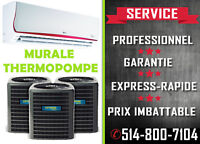 REPARATION CLIMATISEUR THERMOPOMPE AIR CLIMATISE AC