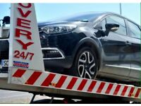 CAR RECOVERY AND BREAKDOWN SERVICE (mechanical repairs can be arranged)