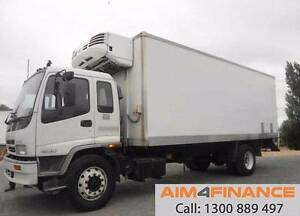 2003 Isuzu FVR950 Refrigerated, Finance/Rent-to-Own $250pw* Grahamvale Shepparton City Preview