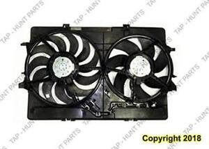 Cooling Fan Assembly Audi Q5 2009-2012