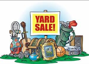 Yard Sale (Knights of Columbus) / Sat Sept 22 9am - 1 pm