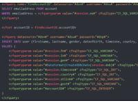 Freelance web / intranet developer; bespoke backend and frontend systems ( not wordpress )