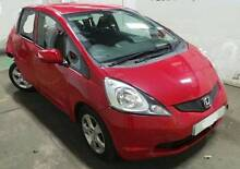 Honda Jazz wrecking most parts available accident damaged cars Sydney City Inner Sydney Preview