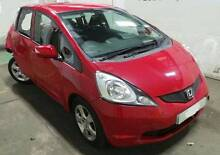 Honda Jazz  WRECKING MOST PARTS AVAILABLE Port Lincoln Port Lincoln Area Preview