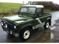 Land Rover Defenders Wanted 90's or 110's