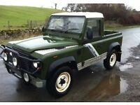 Land Rover Defender 90's wanted 1986-92