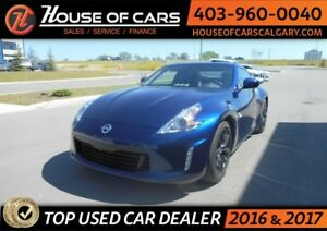 2017 Nissan Z 370Z Coupe Touring 6MT
