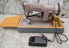 Singer 185 K sewing machine in Carry  Box Karabar Queanbeyan Area Preview