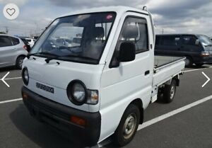 1993 Suzuki Carry 4WD Minitruck!!  Coolest thing since sliced bread! 48k kms only since new. Yorklea Richmond Valley Preview