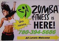 ZUMBA Dance Fitness South Edmonton - Call or TEXT: 780-394-5686