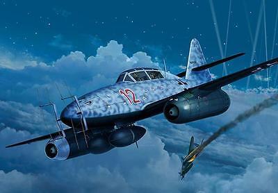 REVELL 04995 - 1/32 WWII Dt. MESSERSCHMITT ME262 B-1/U-1 NIGHTFIGHTER - NEU