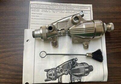Binks Model 21m Automatic Conventional Spray Gun