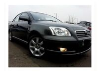 Toyota Avensis 2.0 5 dr