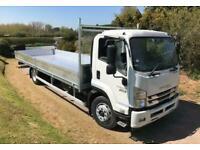Isuzu Truck F135.240 (E) Air Suspension Scaffold Truck