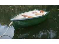Wanted small rowing boat in any condition