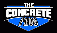 THE CONCRETE PROS! ! !
