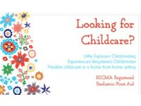 Childminder availably Newcastle/Castlewellan area
