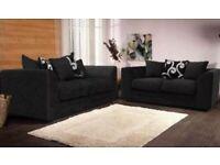 Brand new sofa black left & right 32 always in stock