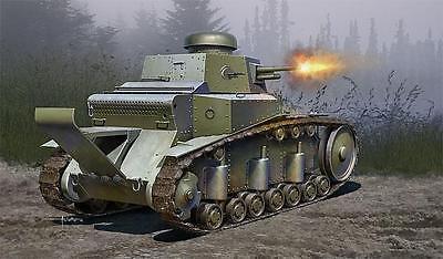 HOBBYBOSS® 83874 Soviet Light Tank T-18 (Model 1930) in 1:35