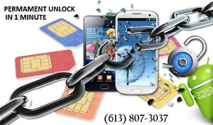 PERMANENT UNLOCK ANY SAMSUNG ANY NETWORK START FROM 8$