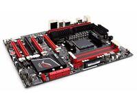 ASUS Crosshair V formula -Z AM3+ amd motherboard ddr3 lag killer