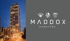 Maddox Yaletown 1BR Condo Available April 16th, 2017