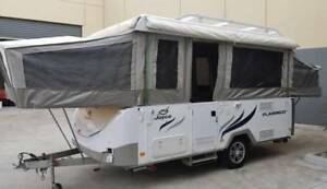 JAYCO FLAMINGO WIND UP CAMPER 2012- GRAB IT BEFORE EASTER & Camper Trailers | Gumtree Australia Free Local Classifieds | Page 9