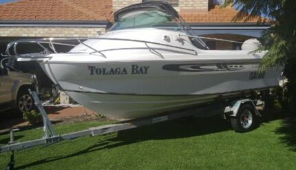 Excellent Fishing and Diving Boat Maylands Bayswater Area Preview