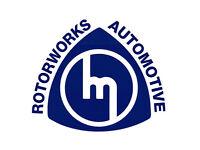 Mazda - Irelands - Rotary Specialist - RX8/RX-8,RX7,Pre RX-7,Cosmo Etc