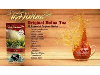 Viva Davina Weightloss Tea