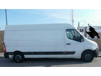 MAN & BIG Movano VAN. LOW COST FROM £15 Cheap Removals, From Single Item to Pallets