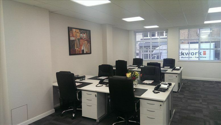 Cheap Office Space For Rent In Swindon Fleming Way 8