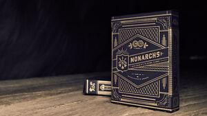 Carte-da-gioco-MONARCHS-poker-size-novita