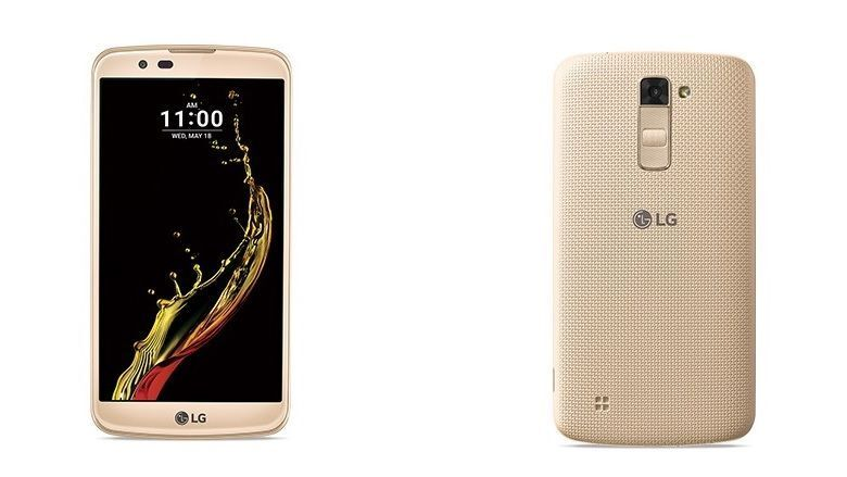 Details about LG K10 - 16GB - Gold (T-Mobile) Smartphone