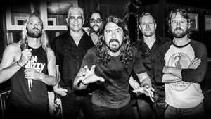 2 Foo Fighter tickets section 207