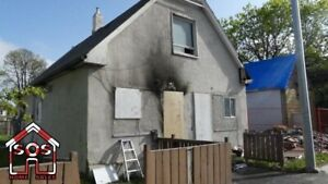 Sell your property to us in any condition.