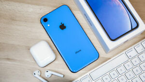 Looking to trade sell my Blue Iphone XR