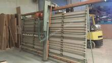 Used Holzher Panel Saw for sale - Holzher 1265 SuperCut WallSaw Brendale Pine Rivers Area Preview