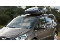 Genuine Ford roof bars for Ford Galaxy new and unused.