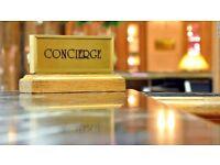 24/Hour Concierge services