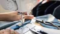 Trouser alteration(home tailor)