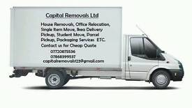 24/7 Man and van hire house,office,home,flat moveing and rubbish removals service ikea Nationwide